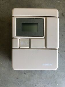 Siemens Thermostat Apogee SB1-0916 Room Temperature Sensor