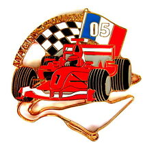 Voiture Formule 1 pin/broches-ferrari magny cours 2005 [1191]