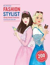 NEW - Fashion Stylist Spring/Summer Collection: An Activity and Sticker Book