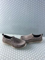 Skechers Relaxed Fit Elected Drigo Textile Slip On Low Top Loafers Mens Size 9.5