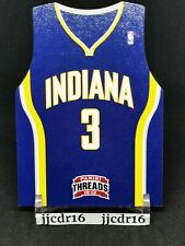 2012-13 Panini Threads Die Cut Jersey Team Threads #10 GEORGE HILL Pacers