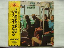 JOHN LEE HOOKER NEVER GET OUT OF THESE BLUES ALIVE / JAPAN WITH OBI