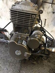 Lexmoto Assault 2018 Complete Running Engine Great Compression Efi Model