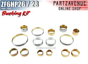 BUSHING KIT ZF6HP26 ZF6HP28,GEARBOX BUSHING SET 6HP26 BMW,AUDI,JAGUAR,LAND ROVER