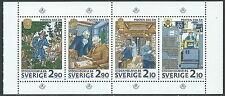 1986 SVEZIA STOCKHOLMIA MNH ** - P61-10