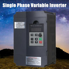 2.2KW 3HP 220V 12A Single Phase Variable Frequency Inverter Drive VSD VFD AUS