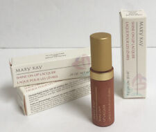 "NIB ""Mary Kay Shine On Lip Lacquer"" Lipstick Gloss NEW in BOX Copper Penny 4944"
