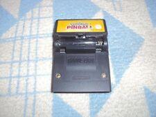 El Pokémon Pinball (Nintendo Game Boy/color, 2000)