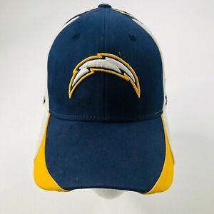LA San Diego Chargers Reebok Authentic NFL Sideline Headwear Hat One Size Navy