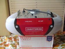 NEW Sears Craftsman 139.54985 Garage Door Opener Replacement Powerhead 1/2 HP