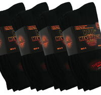 6 Pairs Mens Kato 1.9 Tog Thick Thermal Work Boot Socks 6-11 Extra Warm Winter