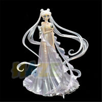 "Sailor Moon Tsukino Usagi Wedding Dress Ver.PVC Figure Model Toy 10"" New"