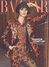 Harper's BAZAAR 08/2017 (August) - Fashion Start-up Rollinson - Abo-Ausgabe -NEU