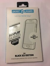 Apple iPhone 8+/7+/6s+/6+ Gadget Guard Black Ice Glass Screen Protector