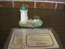 1996 Harbour Lights Lighthouse Sunken Rock, New York