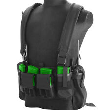 Flyye Military Patrol Lbt Tactical Chest Range Vest Army Rig Cordura Black