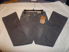 RuffHewn Ladies Classic Boot Jeans Color Grey Wash Size 4 Average NWT MSRP $69