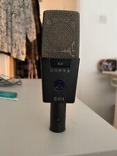 AKG C 414 XLS Large Diaphragm Condenser Microphone Fantastic Condition Sale Pric