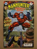 Manhunter Oversized Special #1 Jack Kirby 100th DC 2017 One Shot 9.6 Near Mint+