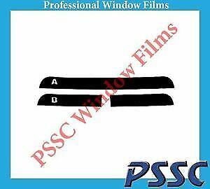 PSSC Pre Cut SunStrip Car Auto Window Films - Ford Galaxy 2016-Current