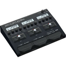 Zoom G3n Multi-Effects Processor for Electric Guitar-Authorized Seller