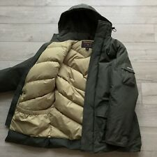 WOOLRICH MEN'S WINTER DOWN PADDED JACKE PARKA size 2XL