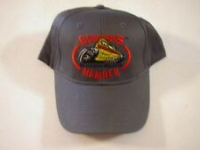 GOODGUYS HOT ROD & CUSTOM ASSOCIATION MEMEBER BASEBALL CAP VG CLEAN NO TEARS
