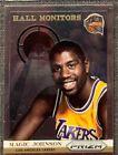 Magic Johnson (Lakers) 2013/14 Prizm Hall Monitors Insert-Card