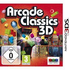 Arcade classics 3D Nintendo 3DS Nouvea et OVP