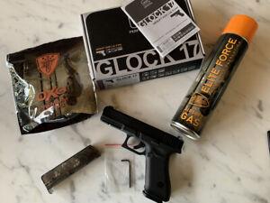 Glock 17 Gen5 GBB VFC 6mm. mit Viel Zubehör *NEUW*