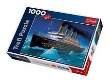Trefl - 10080 - Titanic 1000 Piece Jigsaw Puzzle - LOOK