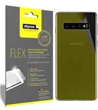 3x Samsung Galaxy S10 Plus trasero protector de pantalla cobertura 100