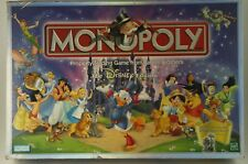 2001 Disney Edition Monopoly Replacement Parts Pieces - New, Sealed!