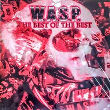 """New listing WASP THE BEST OF THE BEST - 180 VINYL 2 LP SET """" NEW, SEALED """""""