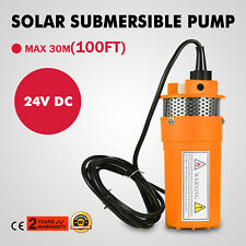 24v 70m Lift Submersible DC Solar Well Water Pump 30m Deep 120 W Hy2440-30