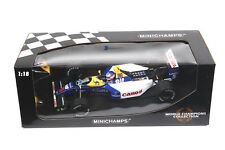 Minichamps F1 1/18 1992 NIGEL MANSELL Williams FW14 World Champion Series
