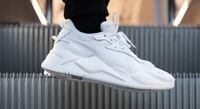 Puma RS-X winterized white - Sneakers Rsx blanche Unisex