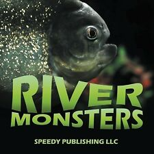 River Monsters NEW BOOK