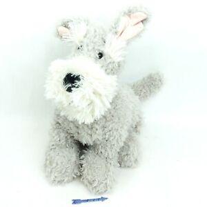 Jellycat dog terrier plush soft toy Grey