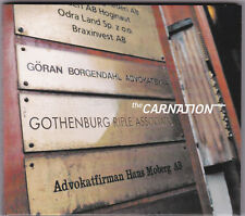 Carnation-crjtebourg Rifle Association CD bande originale of our lives Sweden Indie