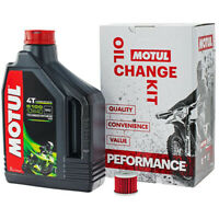 Motul MX Honda CRF250R 18-20 450R 17-20 Performance Oil Change Service Kit