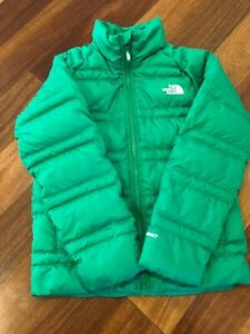 The North Face Andes Boys Down Puffer Jacket Size M