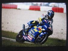 Photo Telefonica Movistar Suzuki GSV-R 2002 #15 Sete Gibernau (ESP) TT Assen #2