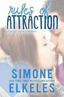 Rules of Attraction (A Perfect Chemistry Novel) by Simone Elkeles