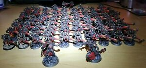 40k Necron Warriors x70 & Lord / Cryptek Joblot Army