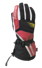 Katahdin Gear 84181607 Cyclone Snowmobile Gloves 3XL Red