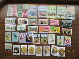 45  MINT  St LUCIA  STAMPS