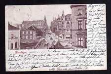 111879 AK Altenhagen Hagen Westf. 1902 Brücke Straße