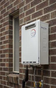 Chromagen Gas Hot Water Heater - Replace Rinnai, Bosch, Midea Model B20LSH LPG