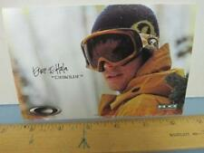 OAKLEY 2006 EERO ETTALA SNOWBOARD dealer promo display card New Old Stock